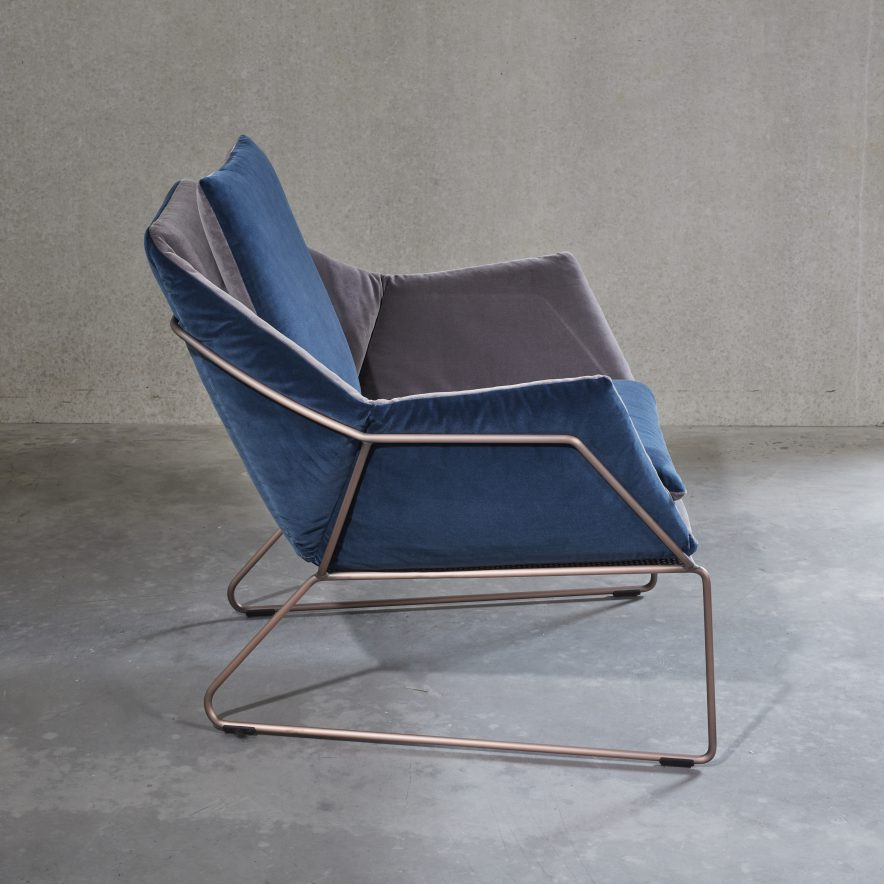 New York armchair | Saba Italia
