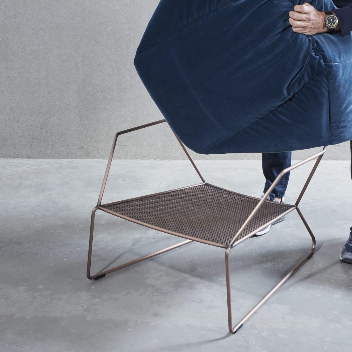 New York armchair