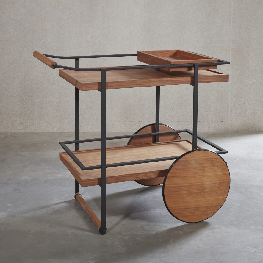 James Bar Cart | Stellar Works
