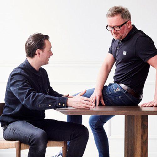 Christian Troels & Jacob Plejdrup