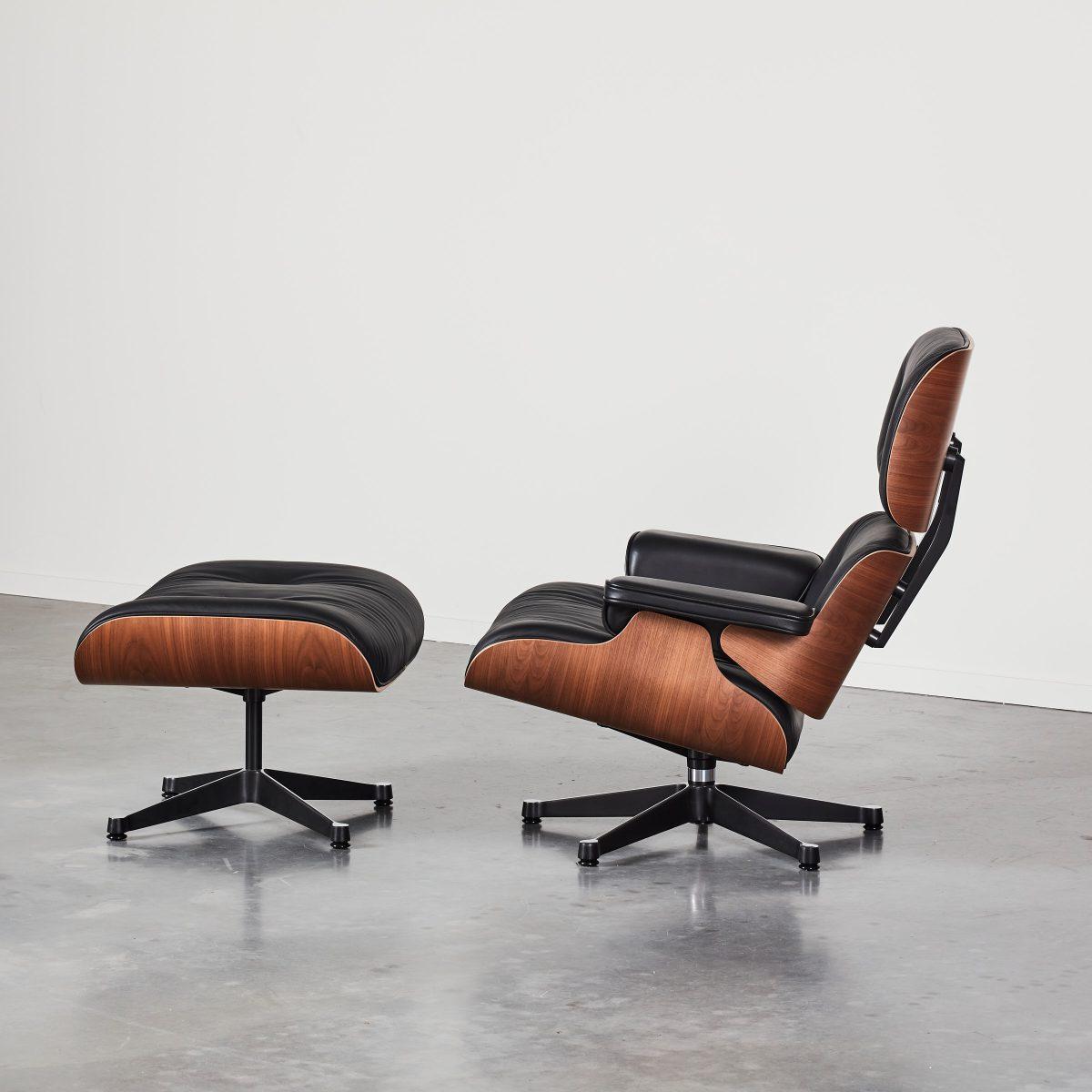 Lounge Chair + Ottoman
